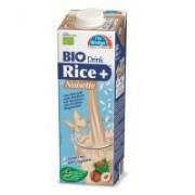 Lapte din orez cu alune bio 1l THE BRIDGE