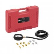 MSW Misuratore pressione olio motore - 12 pezzi - Per uso professionale