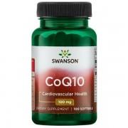 Swanson Koenzym Q10 100 mg 100 kapslí - 100 kapslí