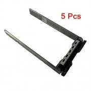 """Brainydeal (5 Pack)2.5"""" SAS/SATA Hard Drive Tray Caddy for Dell G176J PowerEdge R710 T410 T610 T710 R815"""
