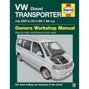 Haynes Workshop manual VW T5 Transporter (juillet 2003-2015) 5743