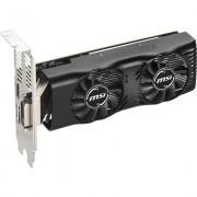 Видео карта MSI GeForce GTX 1650 4GT LP OC