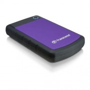 "HDD External 1TB TRANSCEND, TS1TSJ25H3P, USB 3.0, 8 MB, 5.400 rpm, 2.5"""