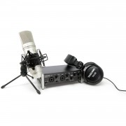 Tascam TrackPack 2x2 recording set