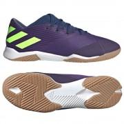 adidas Nemeziz Messi 19.3 Indoor Indigo - Donkerblauw - Size: 40