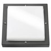 SG lighting LED Bassi 10W 3000K LED grafiet vierkant 623187