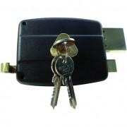 Welka serratura da applicare 030 porte in legno dx 60 mm