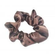 Everneed Scrunchie Silk Toffee 1 st Hårsnoddar