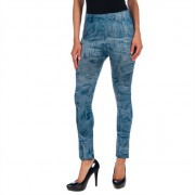 INTIMAX LEGGING BOLSILLO BLUE S/M