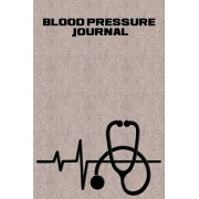 Blood Pressure Log Book: Record Up to 4 Readings Per Day for 1 Full Year. Keeps Track of BP and Pulse, with Space for Notes, Paperback/D&l Publishing