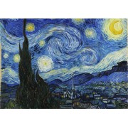 Puzzle Grafika - Vincent Van Gogh: The Starry Night, 1889, 1.000 piese (61935)