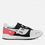 Asics Men's Lifestyle Gel-Lyte Trainers - Rouge/Glacier Grey - UK 8 - Red