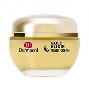 Dermacol Cremă de noapte antirid (Gold Elixir Night Cream) 50 ml