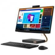 Компютър Lenovo IdeaCentre AIO A540, 23.8 инча IPS FHD, Intel Core i5-9400T, AMD Radeon RX540X 2GB GDDR5, 8GB DDR4, F0EL0055RI