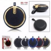 Boxa portabila Wireless BS-119, FM Radio, TF Card, AUX