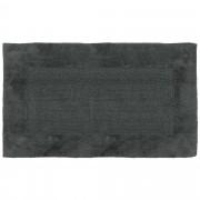 Linnea Tapis de bain 70x120 cm DREAM gris Anthracite 2100 g/m2