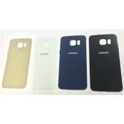 Tampa traseira para Samsung Galaxy S6 G920F Verde esmeralda