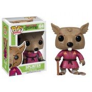Funko Pop Television Tmnt Splinter Vinyl Figure, Multi Color