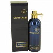 Montale Aoud Damascus For Women By Montale Eau De Parfum Spray (unisex) 3.4 Oz