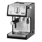 Espressor cu pompa De Longhi ECP 35.31, 1100 W, 15 bar, 1.1 l, Negru
