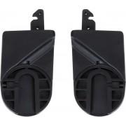 Hauck Eagle Autostoel-adapter voor Kinderwagen - Comfort Fix/iPro - Zwart