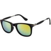 Kytsch Wayfarer Sunglasses(Yellow)