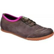 Fentacia Nature Walking Shoes For Women(Brown)