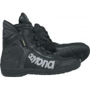 Daytona AC Dry GTX Gore-Tex vodotěsné motocyklové boty 39 Černá