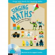 A&C Black Singing Maths Audio-CD and Book