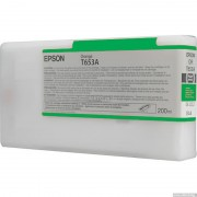 EPSON Green Inkjet Cartridge for Stylus Pro 4900 (C13T653B00)