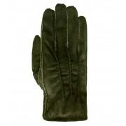 Laimbock Wildlederhandschuh Penryn Olive - Grün 9