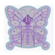 Sabloane manichiura fluture Jeromestage 500 Buc