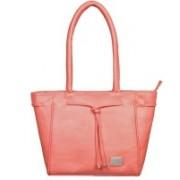 Louise Belgium LB-484 Pink Hand-held Bag