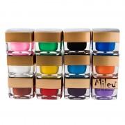 Gel UV Color Miley Set 12 buc