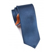 Original Penguin Strike It Lucky Skinny Tie BLUE