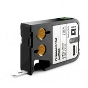 Etichete industriale autoadezive DYMO XTL poliester permanent 9mm x 9m negru alb 1868736
