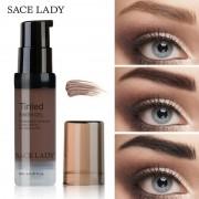 SACE LADY Henna Shade For Eyebrow Gel 6ml Make Up Paint Waterproof Tint Natural Eye Brow Enhancer Pomade Makeup Cream Cosmetic