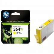 Cartridge HP No.364XL CB325EE Yellow, D5460/C5380