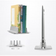 Aluminum Alloy Vertical Laptop Stand Adjustable Desktop Holder