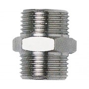 Niplu cu filet exterior-exterior Mecafer 3/8""