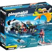 Playmobil Top Agents Set De Juguetes Sets De Juguetes Acción / Aventura 6 Años N
