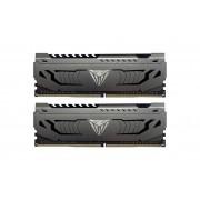 Patriot Viper Steel 16GB (2x8GB) DDR4 memorija, 3200MHz, CL16