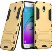 Husa hibrid G-shock OEM Samsung Galaxy J7 2017 J730 Auriu