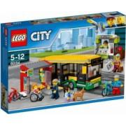 LEGO CITY - STATIA DE AUTOBUZ 60154