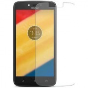 Mobik Tempered Glass for Motorola Moto C Plus