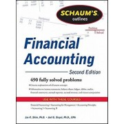 Schaum's Outline of Financial Accounting, 2nd Edition, Paperback/Jae K. Shim