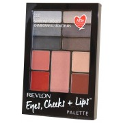 Revlon Eye Cheek and Lip Palette Seductive Smokies #200
