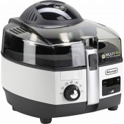 DeLonghi Heissluftfritteuse MultiFry EXTRA CHEF FH1394, 2300 W, Multicooker mit 4-in-1 Funktion, auch zum Brotbacken