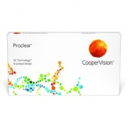Proclear with affable contact lens case and Affable spoon Free(-12.50)