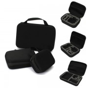 Gopro Waterproof Hard EVA Carrying Box Bag Case For GoPro 1 2 3 3 Plus 4 Xiaomi Yi SJ4000 SJcam